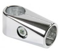 Крепёж-соединитель труб d=25 мм под прямым углом (Артикул: Uno-1)