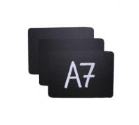 Ценник меловой А-7 (Артикул: CMA7)