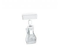 Ценникодержатель-прищепка пластиковый (Артикул: CDP1)