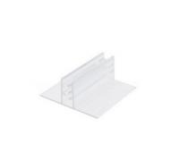 Ценникодержатель пластиковый, самоклеющийся 25мм (Артикул: CDA1)