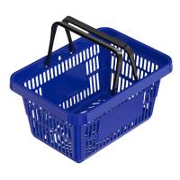 Корзины и тележки для покупателей
