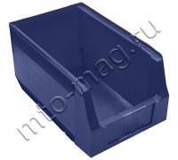 Лоток-ящик-контейнер для метизов пластиковый 250х150х130мм