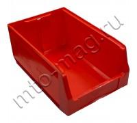 Лоток-ящик-контейнер для метизов пластиковый 350х225х150мм