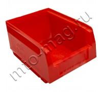 Лоток-ящик-контейнер для метизов пластиковый 165х100х75мм