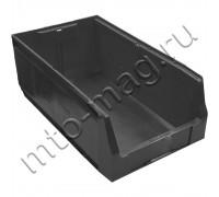 Лоток-ящик-контейнер для метизов пластиковый 400х225х150мм