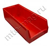 Лоток-ящик-контейнер для метизов пластиковый 500х225х150мм