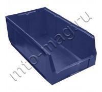 Лоток-ящик-контейнер для метизов пластиковый 500х300х200мм