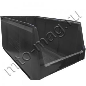 Лоток-ящик-контейнер для метизов пластиковый 500х300х250мм