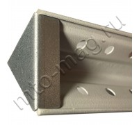 Подпятник металлический для архивно-складского стеллажа
