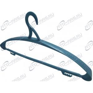 Вешалка для одежды Пластмассовая «Зима» (Арт.BT.12 Гол)