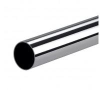 Труба хромированная D=25 мм. Толщина: 0,7 мм. Длина: 3 м (Арт.JR-04_0.7)