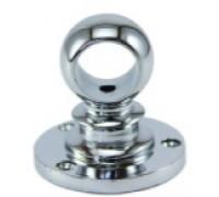 Крепёж-держатель трубы d=10mm, дистанционный, сквозной. (Артикул: 2854.10.)