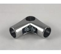 Крепеж угловой, двуплечий VACUUM. (Артикул: Uno-4 VAC.)
