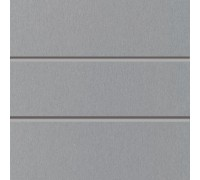 Экономпанель МДФ Высота:2400мм Ширина:1200мм Цвет:ПЛАТИНА