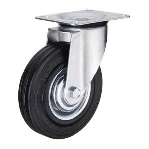 Колесо промышленное поворотное D=100мм (Арт.4001100)