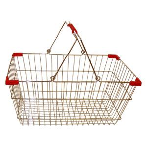 Корзина покупательская металлическая (Арт.YLD.031M)