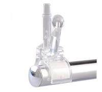 Зажим на трубу для Т-держателя (Арт.HEPD.SR.44)