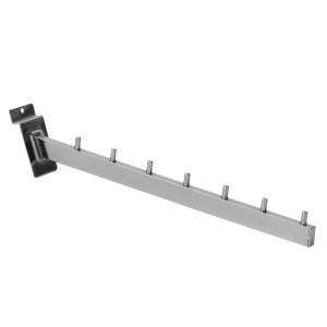 Кронштейн для экономпанелей наклонный 7 штырьков (Арт.8601В)