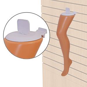 Нога женская колготочная крепление к Экономпанели (Арт.SH16.1)