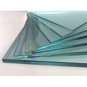 Полка стеклянная 400х400мм. Толщина 5мм (Арт.T40*40)
