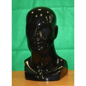 Голова мужская Цвет:Черный (Арт.GMTS.6)