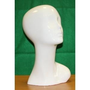 Голова женская Цвет:Белый (Арт.GMTS.5)