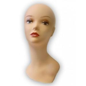 Манекен «Голова» женская (Арт.SL006)