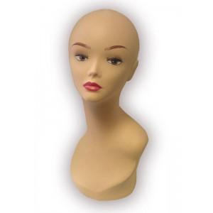 Манекен «Голова» женская (Арт.SL01)