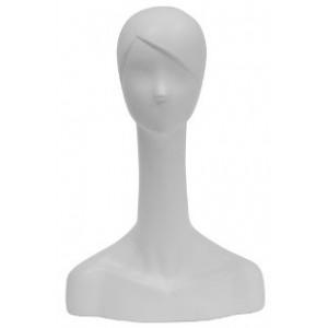 Манекен головы, женский (Арт.XW-04)