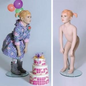 Манекен детский Девочка 4 года (Арт.KIDS02)