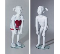 Манекен детский Девочка 4 года (Арт.KIDS02B)