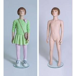 Манекен детский Девочка 6 лет (Арт.KIDS04)