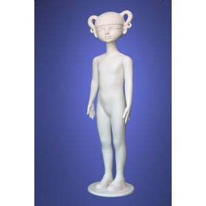Манекен-кукла детская «Девочка» (Арт.M-201)