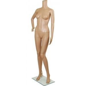 Манекен-кукла женский без головы (Арт.HLF.1)