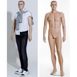 Манекен во весь рост мужской с макияжем (Арт.IM7100B0)