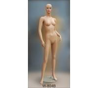 Манекен женский кукла (Арт.W804B)