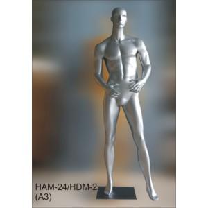 Манекен мужской кукла Арт.HAM24(А3)