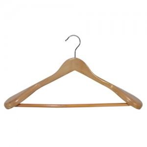 Деревянная вешалка плечики (Арт.С30.5D)