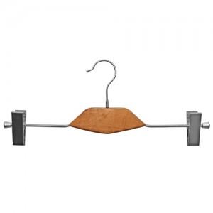 Вешалка для одежды с зажимами, L=360мм (Артикул: АМ030)