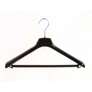 Плечики для одежды Пластмассовая Длина: 420мм (Арт.X508C.B)