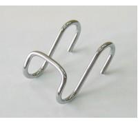 Крючок двойной (Арт.LS404B.CP)