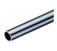 Труба хромированная D=16 мм. Длина: 3 м.