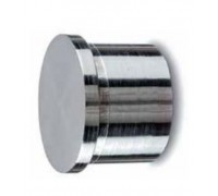 Заглушка плоская, полированная, d=16mm. (Артикул: SE803.16.)