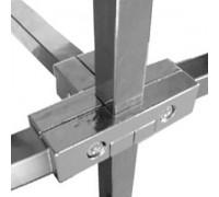 Крепеж для 4-х труб 25х25 (Арт.PS013)