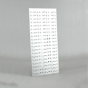 Лист под очки пластик 1200х500мм Вместимость:57шт (Арт.HG3320)