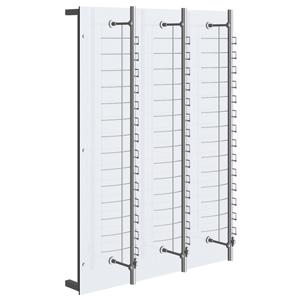 Настенная панель для очков с освещением (Арт.SOV.011)