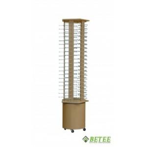 Стойка для очков деревянная Вместимость:100 оправ (Арт.HG2022)