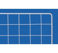 Решетка торговая 1800х800мм. Белая. (Артикул: ST01)