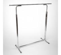 Вешало для одежды ХРОМ Длина: 1600мм (Арт.JVS-03)