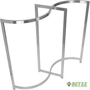 Вешало для одежды Нержавеющая сталь (Арт.STM004)